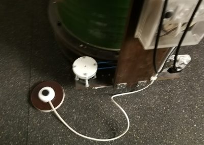 fuss schalter shaping station