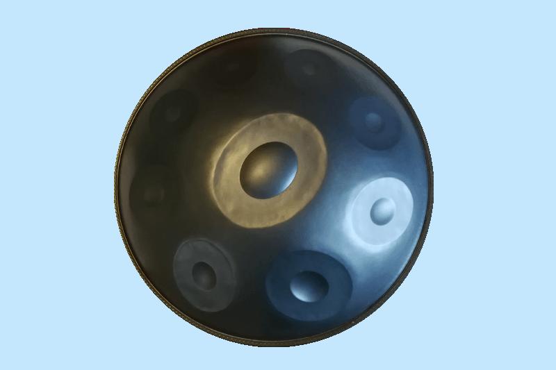 DIOTIMA-handpan-Rosinante
