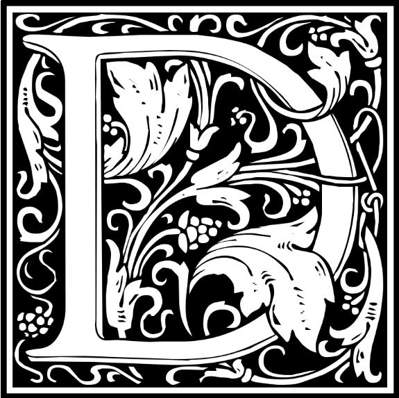 letter-d-graph