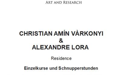 Residence: Alexandre Lora & Christian Amin Varkonyi