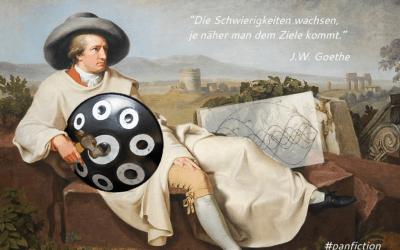 Was würde Goethe über die Blechstimmkunst sagen?