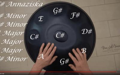 "Paniversity Video #1: Scale & Chords ""Annaziska"""