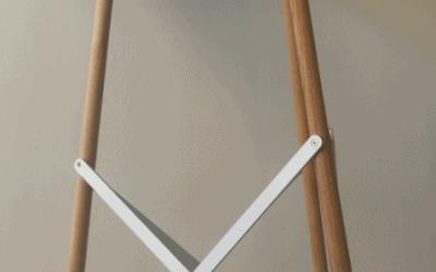 Selbstgebaute Holzständer / Sonderanfertigungen