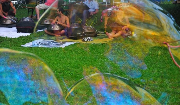 Exkurs: Seifenblasen