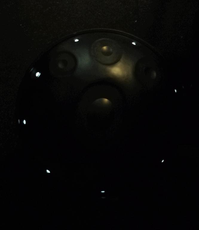 handpan-shapes-experiments