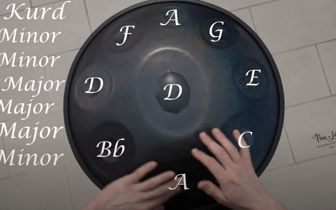 "Paniversity Video #6: Scale & Chords ""D – Kurd"""