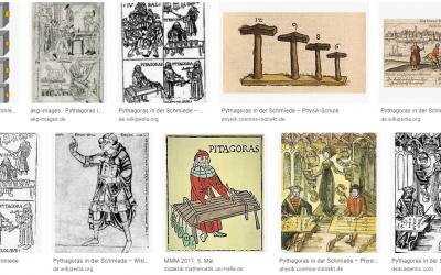 Mythologie des Schmiedens und der Obertöne