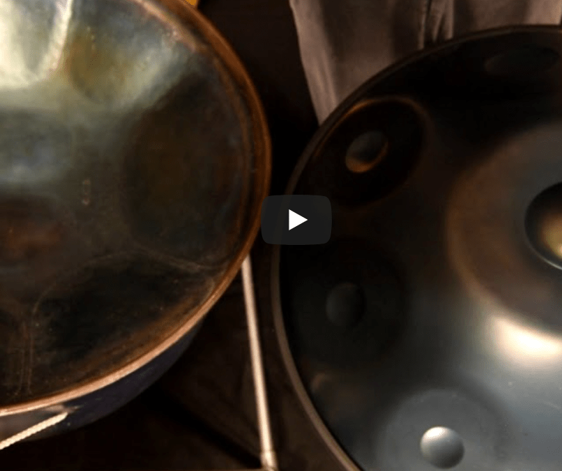 Videosammlung: Steelpan & Handpan