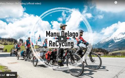 "Gratulation an das Team Delago! ""ReCycling"""